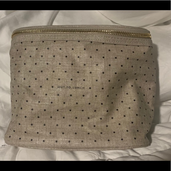 Kate Spade insulated 'Out to Lunch' lunch bag